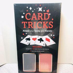 Sterling Innovation Card Tricks Set for Sale in Pawtucket, RI