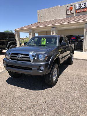 2009 Toyota Tacoma sr5 4x4 amazing condition! for Sale in Scottsdale, AZ