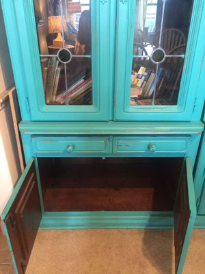Turquoise cabinets for Sale in Austin, TX