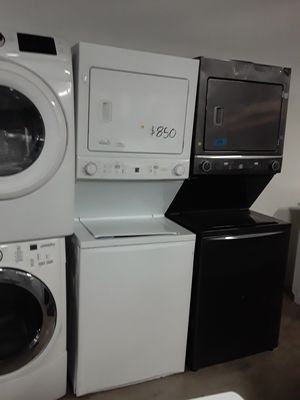 Stackable washer/dryer machine brand new for Sale in Pembroke Pines, FL