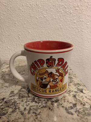 Rescue Rangers Chip and Dale Mug, Disney Parks for Sale in Oregon City, OR