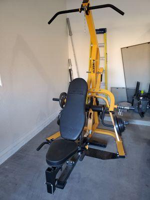 Powertec Weight Gym for Sale in Phoenix, AZ