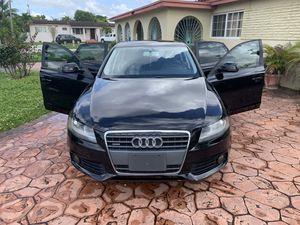 2009 Audi A4 Quattro clean title for Sale in Miami, FL