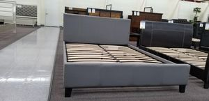 Cal king beds with mattress included for Sale in West Covina, CA