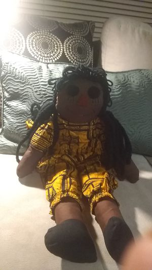 Antique African American doll for Sale in Seattle, WA