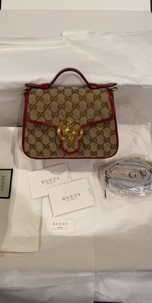 Gucci Marmont Mini Top Handle Bag Brand New for Sale in Los Angeles, CA