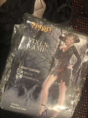 Witch Halloween costume for Sale in Grand Prairie, TX
