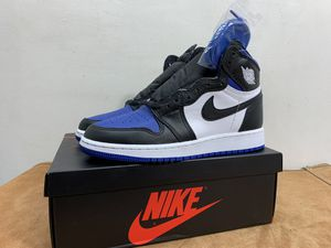 Jordan 1 Royal Toe Size 4.5 for Sale in Naugatuck, CT