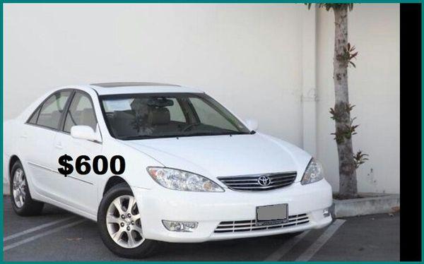Price$600 Camry 2002