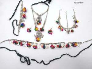 Full combo set.. oxidized silver jewelry for Sale in Bellevue, WA