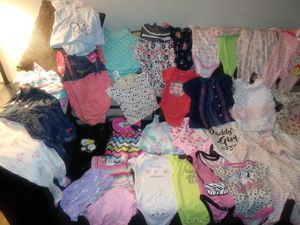 3-6 months girl clothes lot for Sale in Tampa, FL