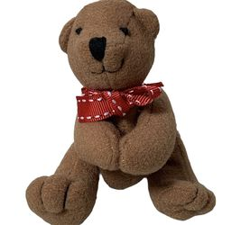 "Hallmark Teddy Bear Hug Clip On plush Stethoscope Small 2.5"" Brown for Sale in Beaverton,  OR"
