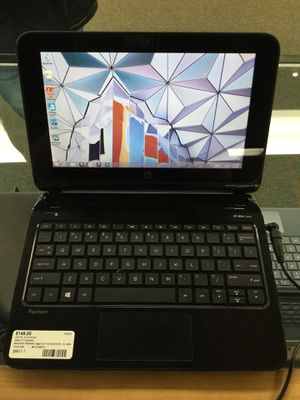 """HP Pavilion 10"""" Notebook PC Windows 10 TouchScreen for Sale in Portland, OR"""