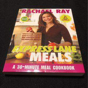 Rachael Ray Cookbook for Sale in Philadelphia, PA