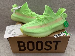 "Adidas Yeezy Boost 350 V2 ""Glow"" - Brand New - Never Used Men's Shoes - Size 8 / 9 / 9.5 / 10 / 12 for Sale in Chicago, IL"
