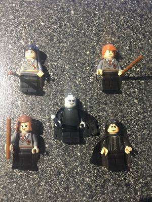 Harry potter lego compatible mini figure set from 4842 Hogwarts Castle for Sale for sale  Queens, NY