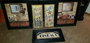 Home Theater Pictures / Signs for Sale in Urbana, IL