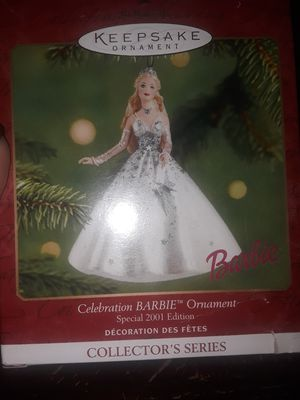 Barbie Ornaments for Sale in Franklin Park, IL