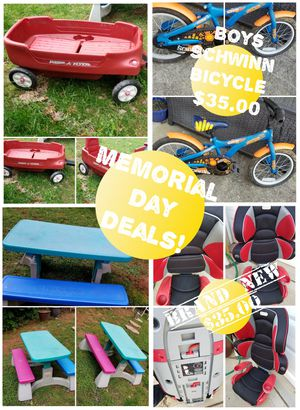 Memorial Day.. Deals for Sale in Hillsborough, NC