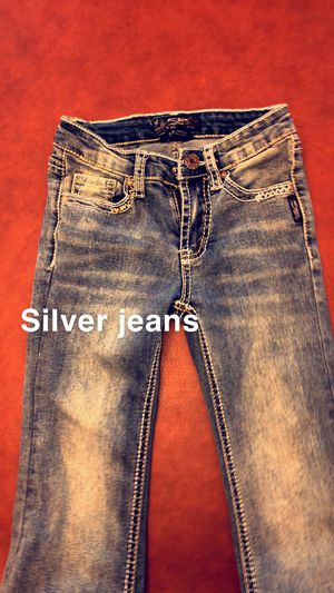 Silver jeans for Sale in Saint Joseph, MO