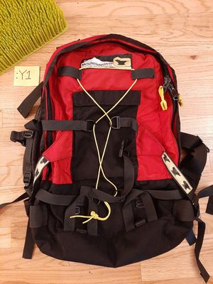 MOUNTAINSMITH Bugaboo Hiking / Camping Backpack (Red) for Sale in Westminster, CO