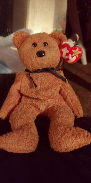 Beanie Baby Bear fuzz for Sale in Cleveland, OH