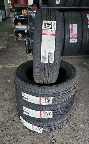 195/60/15 new tires for $280 with balance and installation we also finance {contact info removed} ask for Dorian 7637 airline dr houston TX 77037 for Sale in Houston, TX
