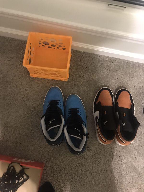 Shoes Jordan's Nike