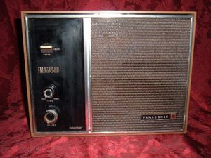 Panasonic FM Stereo Amplifier RD- 7472 Adapter for RE-7471 for Sale in Los Angeles, CA