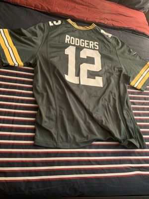 OFFICIAL NFL JERSEY - AARON RODGERS - GREENBAY HOME XXXL for Sale for sale  Duluth, GA