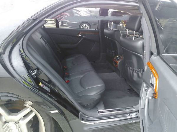 Mercedes S430, W220 for parts