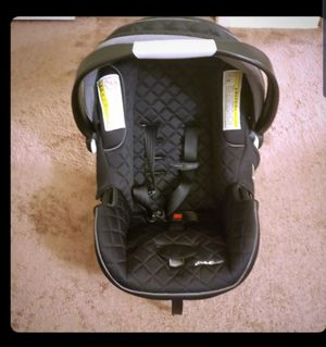 Eddie Bauer Sure Fit Infant Car Seat - Orchid for Sale in La Grange Park, IL