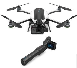 Go pro karma drone with gopro 6 for Sale in Denver, CO