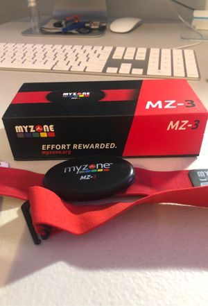 MyZone MZ3 heart rate monitor for Sale in Phoenix, AZ