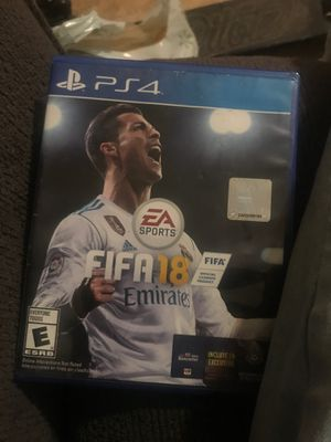 Fifa 18 for Sale in Norco, CA