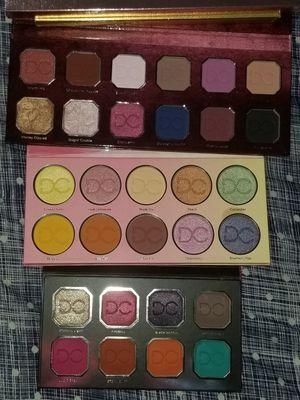 Dominique cosmetics palette bundle for Sale in Naperville, IL