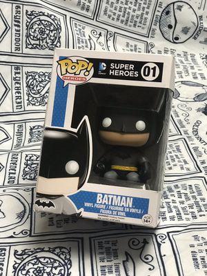 Batman 01 DC Comics Pop! Collectible for Sale in Palm Harbor, FL