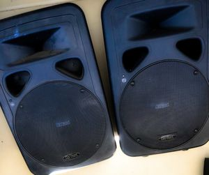 "DJ Speaker set Patron Pro Audio 16"" for Sale in Scottsdale, AZ"