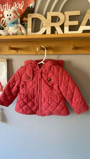 Baby Gap 6-12M quilted jacket for Sale in Sacramento, CA