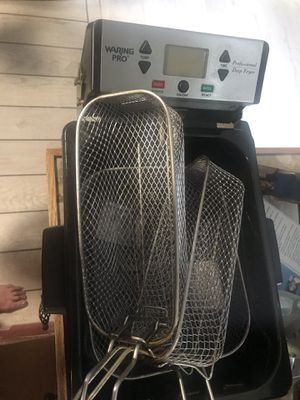 Professional deep fryer for Sale in Lake Worth, FL