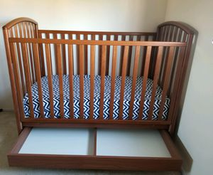Crib, car seat, bouncy seat - all for $80! for Sale in Vista, CA