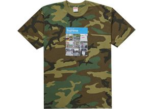 Supreme Verify Tee Shirt Woodland Camo for Sale in San Jose, CA