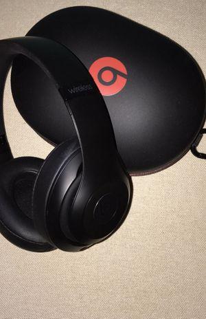 Beats Studio 3 Weirless Headphones (Black) for Sale in San Francisco, CA