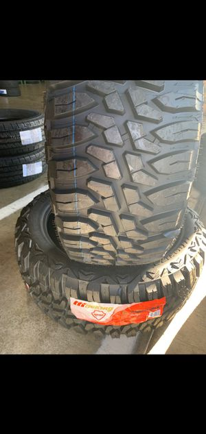 33 inch mud tires available for Sale in Fresno, CA