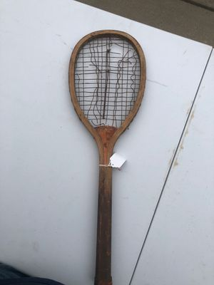 Vintage tennis racket for Sale in Livonia, MI