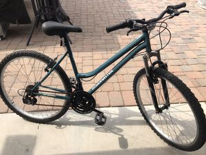 "Lady's bike 26"". Mountain bike in great cond. new inner tubes 50cm frame for Sale in Peoria, AZ"