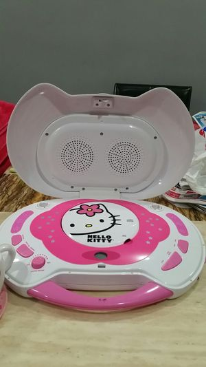 Hello Kitty CD player and alarm clock. for Sale in Philadelphia, PA