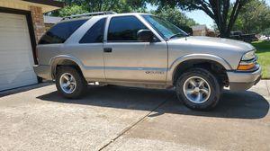 2002 Chevy Blazer for Sale in Lewisville, TX