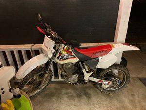 1999 Honda XR 400 R enduro motorcycle dirt bike for Sale in Wilmer, TX
