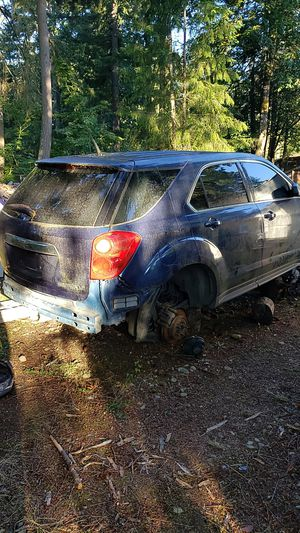 PARTING OUT 2013 CHEVY EQUINOX for Sale in Auburn, WA